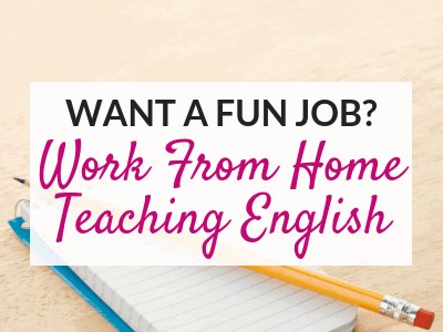 Work From Home Teaching English!  A VIPKID Review!